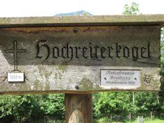 Hochreiterkogel Steiermark