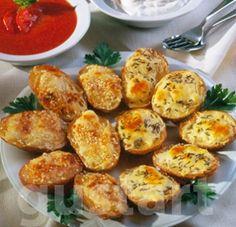 Ketchup, Baked Potato, Feta, Side Dishes, Potatoes, Eggs, Baking, Breakfast, Ethnic Recipes