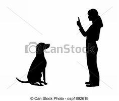 dog training logo - Google Search