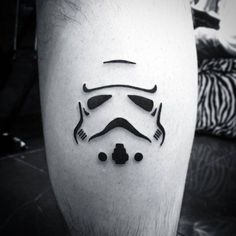 Stormtrooper Star Wars Tattoo by Phernandu Nunes