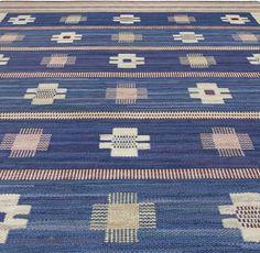 Swedish Flat-Weave by MMF Blåklint 5