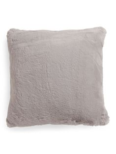 20x20 Faux Fur Pillow
