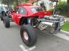 vw+baja+pics   VW Beetle Off-Road Baja Bug by MR38