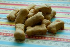 Veggie and Cheese Delight #Dog Treat #Recipe from For the Love of Pooch! Click for full recipe!