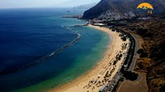 Playa de las Teresitas – Karibikflair auf Teneriffa