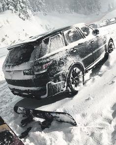Сохранённые фотографии – 2 фотографии Range Rovers, Range Rover Sport, Toys For Boys, Luxury Cars, Cool Cars, Motors, Engine, Chic, Vehicles