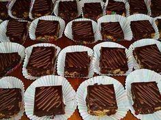 Γλυκά ψυγείου - Page 21 of 32 - Daddy-Cool. Cupcakes, Cupcake Cookies, Macarons, Like Chocolate, Small Cake, Tray Bakes, Fudge, Daddy, Food And Drink