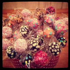 Death by #cakepop ?