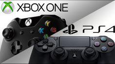 QUEM É MELHOR: PS4 X XBOX ONE ? | OPINIÃO SINCERA !