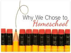 What Led to our Decision to Homeschool?