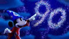 Panini sticker 165-disney 90 años Mickey Mouse