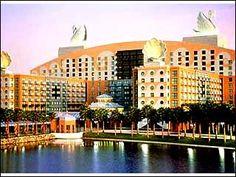 Swan Resort @ Disney World