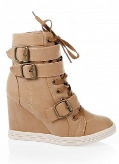 750b48e4721 39 Best Sneaker wedges❤ images