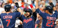 Cleveland Indians finally beat Tigers on Mike Aviles grand slam in 9th inning.
