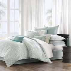 Echo Mykonos 9-Piece Queen Comforter Set by Universal Lighting and Decor, http://www.amazon.com/dp/B008AW34QM/ref=cm_sw_r_pi_dp_OmQisb08MWPX5