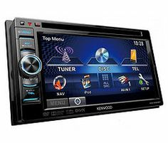 KENWOOD DDX 4023BT 6.1 DOUBLE DIN WITH BLUETOOTH DVD MP3 IPHONE ANDROID CONTROL | eBay £279.95