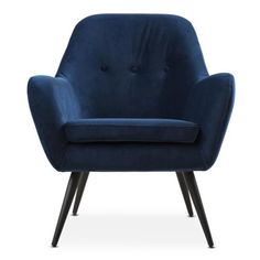 Sit back in velvet style. The Jane chair is all about being comfortable while still looking beautiful, the perfect piece to introduce the velvet trend into your home. Single Sofa, Velvet Fashion, Sit Back, Armchair, Velvet Style, Living Room, Furniture, Home Decor, Interiors