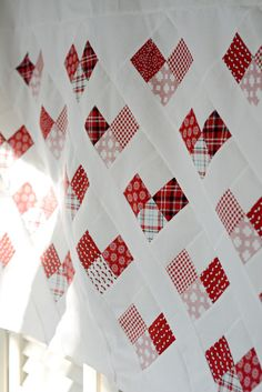 Country Hearts Quilt « Moda Bake Shop