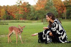 Behind the Scenes: An En-deer-ing Image