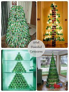 rboles de navidad originales y diferentes