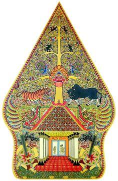 Menurut Ensiklopedi Wayang Indonesia, kayon melambangkan pohon kehidupan serta jalan hidup manusia. Keseluruhan kayon mengandung nilai-nilai filsafat Jawa, baik dari segi nama, bentuk, ornamen, tata...