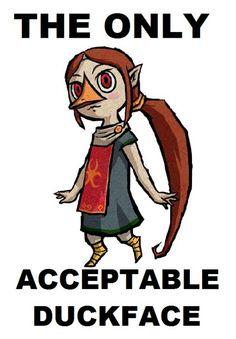 Legend of Zelda Wind Waker Humor