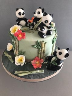 The Panda Bamboo Feast!  by Penny Sue