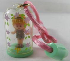 Polly Pocket In Her Necklace - 1990