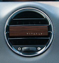 rituals car perfume things i love pinterest. Black Bedroom Furniture Sets. Home Design Ideas