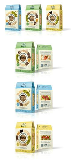 Design Agency:Dessein Brand / Project Name:The Low Carb Co Seed Cracker packaging Location:Australia Category: #food #seed