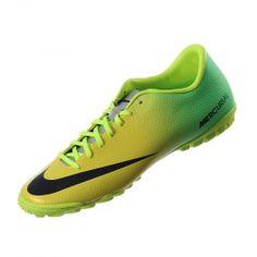 best sneakers b5616 9e95a ¡Estrena la nueva imagen del calzado Nike Mercurial Victory IV TF! Los  tachones Nike