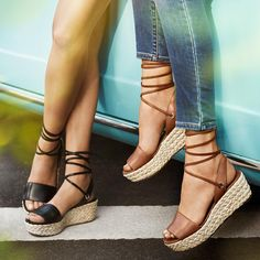 "81.7k Likes, 1,203 Comments - Michael Kors (@michaelkors) on Instagram: ""Espadrille thrill. #JetSetGo"""