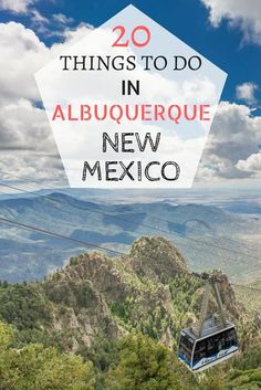 22 Things To Do In Albuquerque - Plus Map & Tips for Your Visit! 20 Of My Favourite Things to Do in Albuquerque New Mexico, from eating Green Chile to festivals, craft beer and more! A must-read for planning your trip to Albuquerque Roswell, New Mexico Vacation, New Mexico Road Trip, Travel New Mexico, Vacation Spots, Vacation Ideas, Mexico Trips, Tennessee Vacation, New Mexico