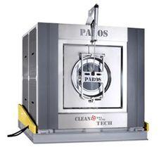 Máy giặt vắt công nghiệp công suất 150kg PAROS KOREA