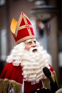 Deze Sint zullen we helaas niet meer zien. :-(