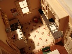 Bunglow - Kitchen by Michael Paul Smith, via Flickr
