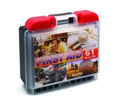 Medique 40061 First Aid Kit, 61-Piece   SVMC Health Fair