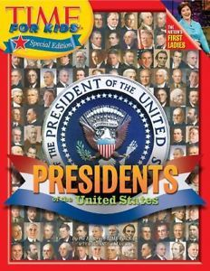 DeMauro, L. (2006). Presidents of the United States. New York, NY: HarperCollins.
