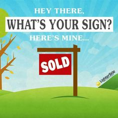 If you want a SOLD sign in front of YOUR house- call Leigh Hilliard, Keller Williams Realty at