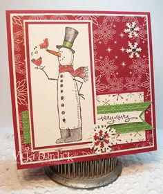 It's a Stamp Thing: Very Merry
