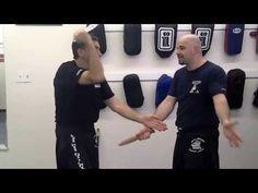 Inosanto kali knife flow drill with Scott Shields - YouTube