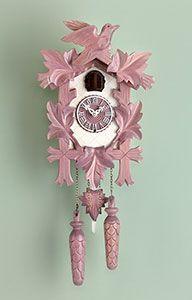 Moderne Kuckucksuhren Moderne Tradition Moderne Uhr Quarz-Uhrwerk 35cm von Trenkle Uhren