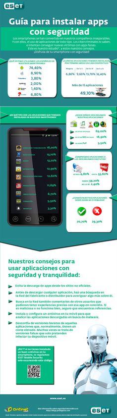 Guía para instalar #apps con #seguridad