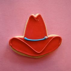 cowboy hat cookies - Google Search
