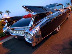 1959 Cadillac - my opinion... this is one of the sweetest rides of all time
