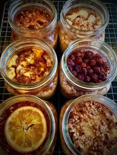 Instant Pot Oatmeal-