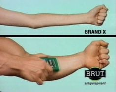 """Read more: https://www.luerzersarchive.com/en/magazine/commercial-detail/25939.html Brut """"Commercial"""" [00:30] A typically postmodern, over-the-top bullshit ad for Brut deodorant which, tongue-in-cheek, makes all kinds of outrageous claims for the product from remedy against sexual dysfunctions to certified babe magnet. Tags: Doug James,Deutsch, New York,Launch Creative Marketing, Chicago,Christopher Guest,Andy Golomb,Brut"""