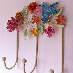 Hummingbird Hooks