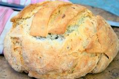 Rustic Potato Amish Friendship Bread