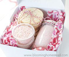 Valentine Cookie Kit with Poem Printable | Skip To My Lou